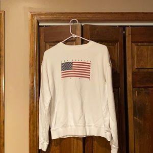 Brandy sweat shirt